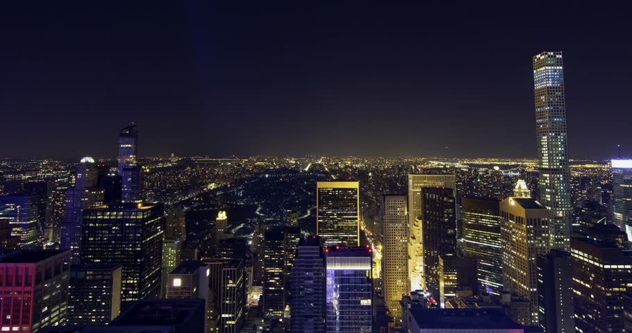 New York City time lapse.   Shutterstock HD Video #34984042
