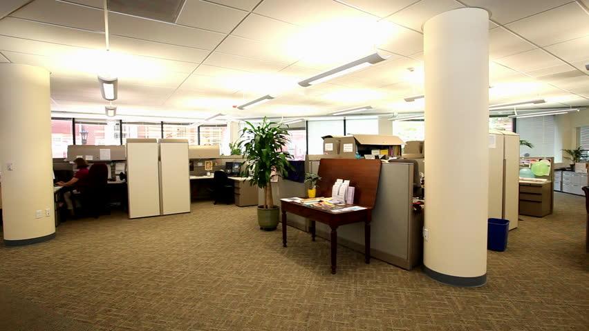 Business Offices.  Modern design. | Shutterstock HD Video #3532934
