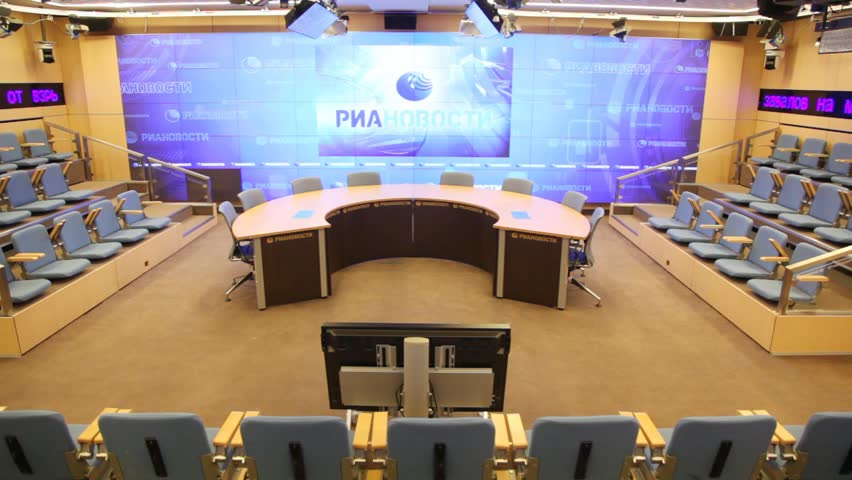 Stock Video Of Moscow Feb Corner View Shutterstock - Half circle conference table
