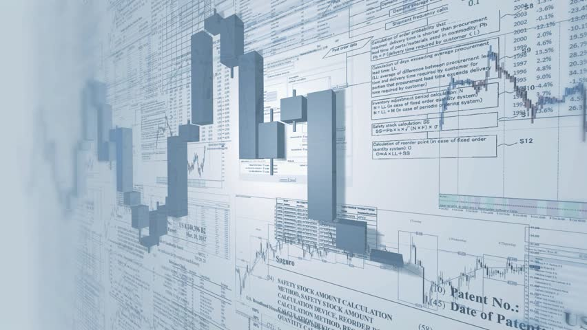Business background. Market Analyze.Bar graphs, diagrams, financial figures, For-ex | Shutterstock HD Video #3586214
