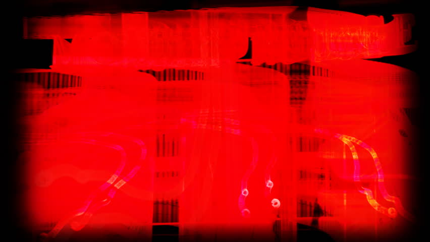 sequence made from images taken in amsterdam's red light district