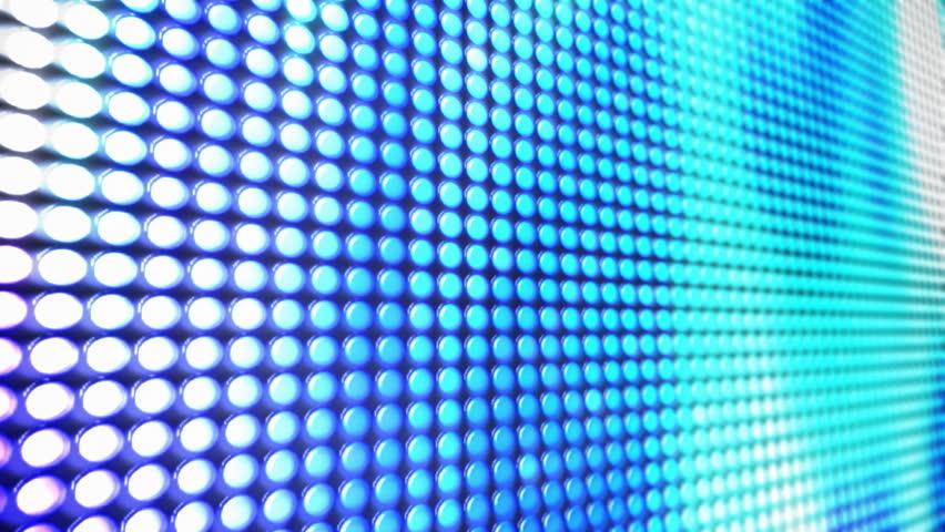 Led Screen loop