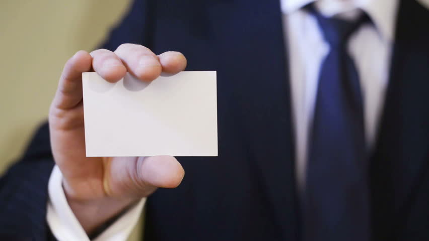 Business Card for Every Small Business Owner