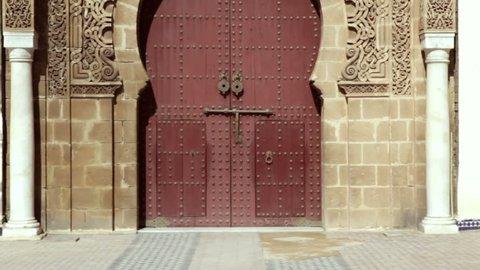 Old city Meknes (Miknasa), Morocco.