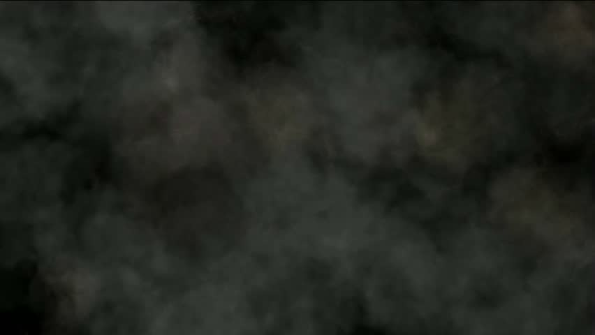 Gray Smoke Background Stock Footage Video 5324009