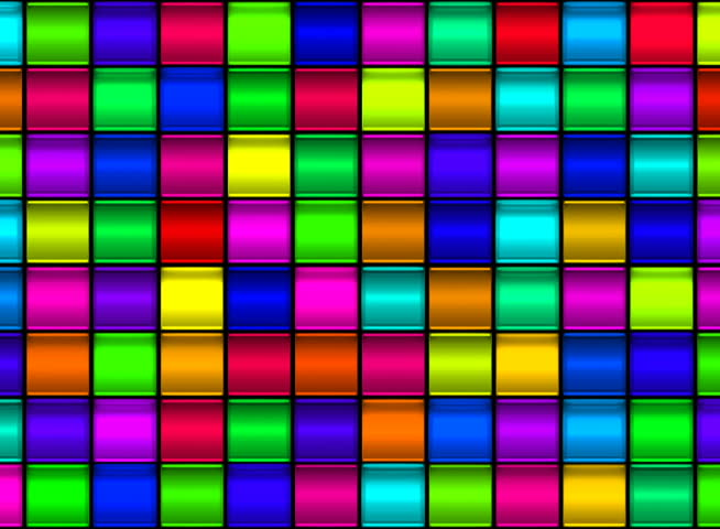 Multi Colored Abstract Mosaic Light Panel Stock Footage Video 100 Royalty Free 3893744 Shutterstock