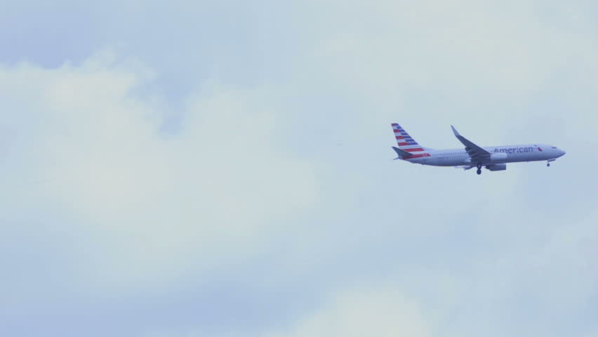 Aeroplain royalty-free stock footage