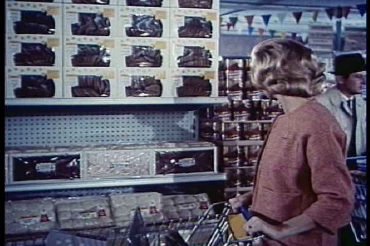 1960s - The woman in the family home in the 1960s is in charge of budgeting the household income.