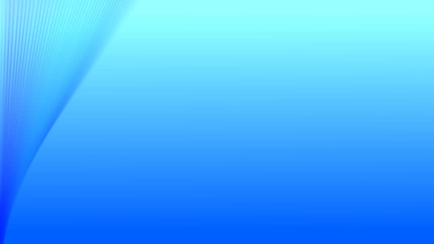 Simple Abstract Blue Background