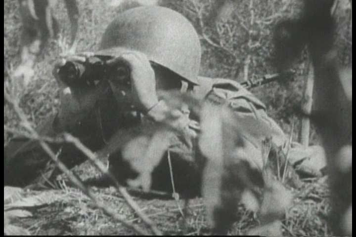 1940s - Newsreel story: The Fight for Rome