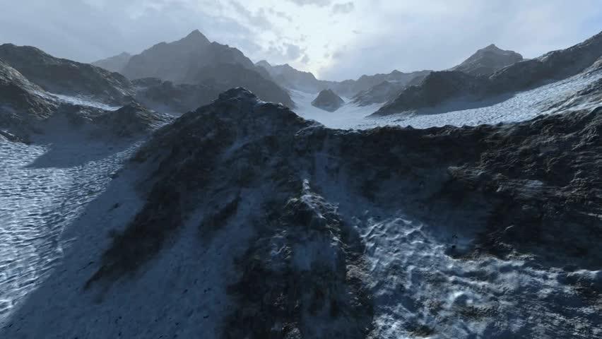 Snow Mountains - Intro of Winter #4215469