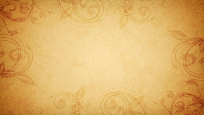 ornamental vintage paper loop background