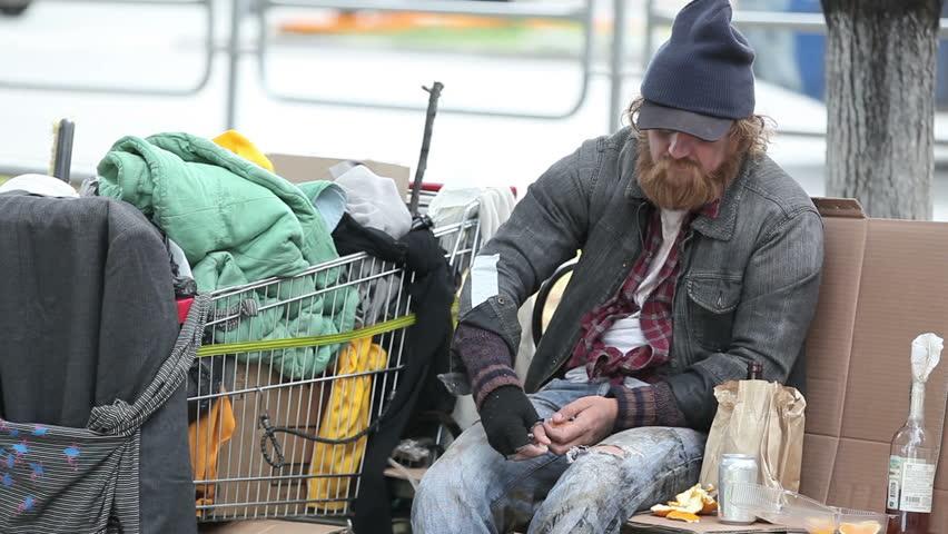 Image result for homeless guy