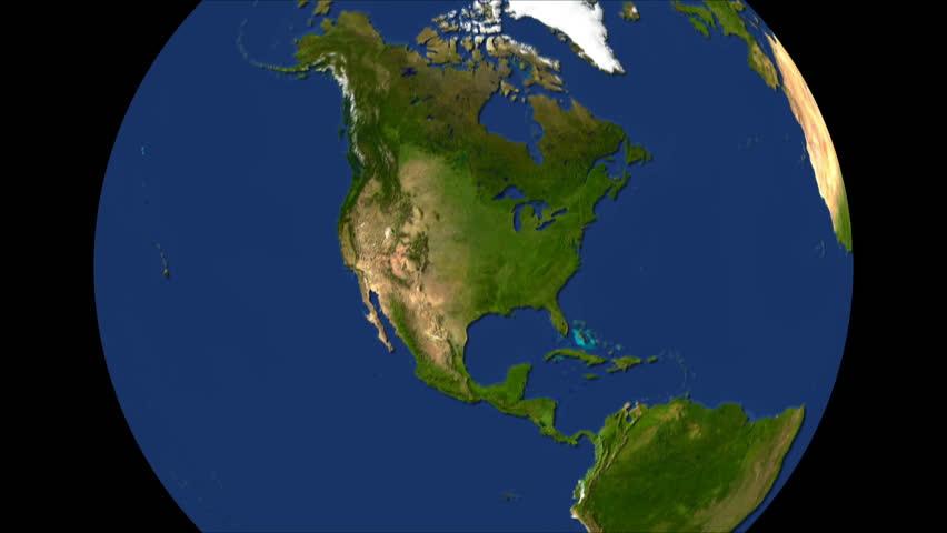 zooming into alaska