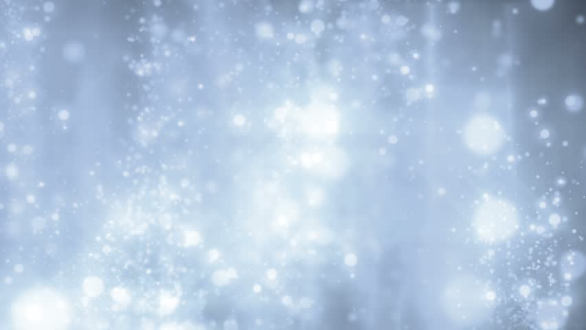 Abstract motion background in silver colors, shining lights, energy waves  and sparkling  particles, seamless looping. | Shutterstock HD Video #4406684