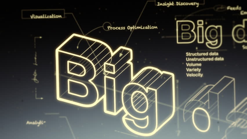 Big Data | Shutterstock HD Video #4411124