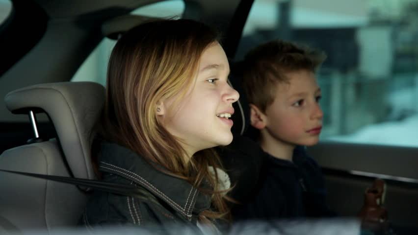 teen-girl-changing-in-car