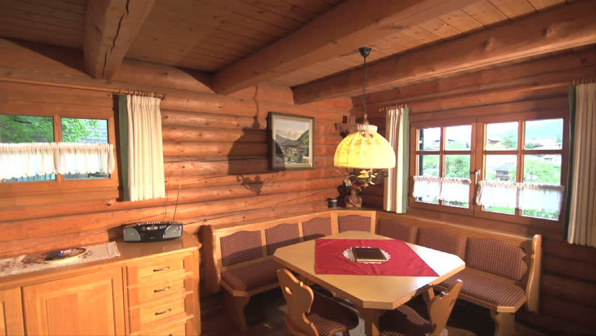 Chalet Interieur Stock Footage Video (100% Royalty-free) 4531514 |  Shutterstock