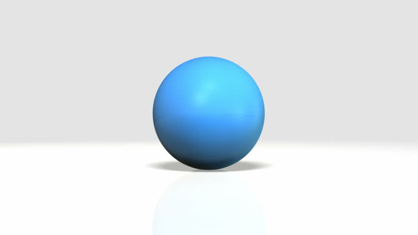 bouncing ball animated