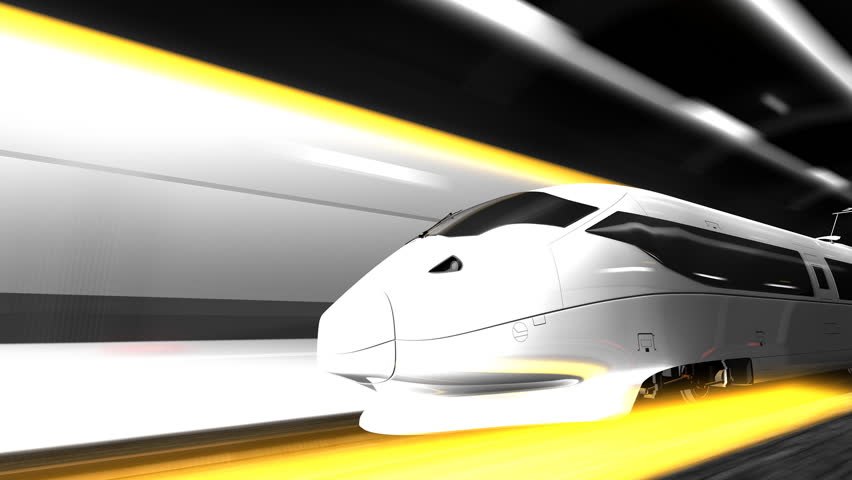 High speed rail.