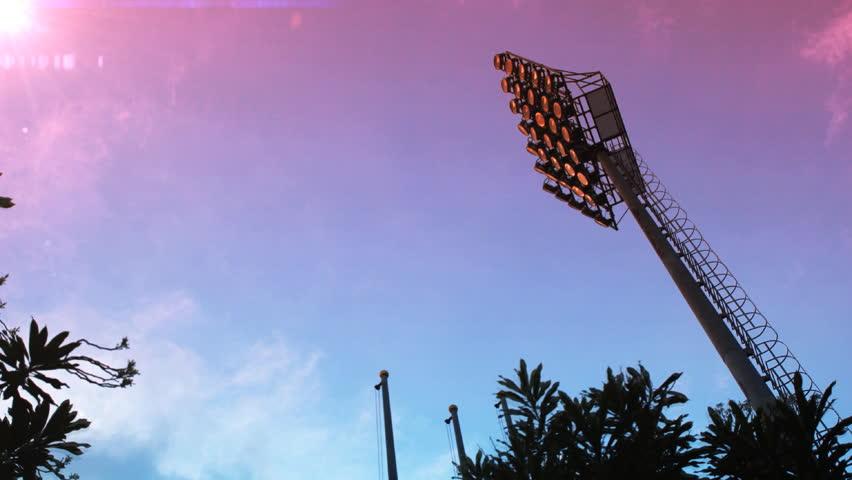 Football Stadium Light | Shutterstock HD Video #4915034