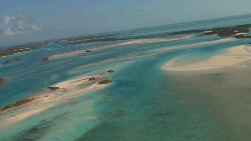 Bahamas land and sea park, low pass Exuma chain.