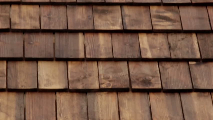 Stock Video Of Upward View Of The Roof Tiles 5041634
