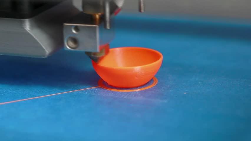 3D Printing Vase | Shutterstock HD Video #5106464