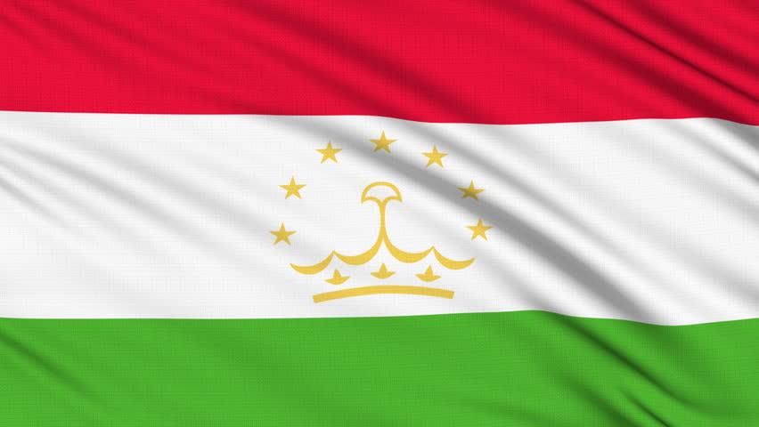 Рисунок флага таджикистана