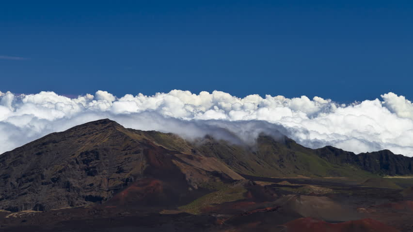 Haleakala clouds timelapse maui hawaii usa stock footage video haleakala clouds timelapse maui hawaii usa hd stock video clip publicscrutiny Image collections