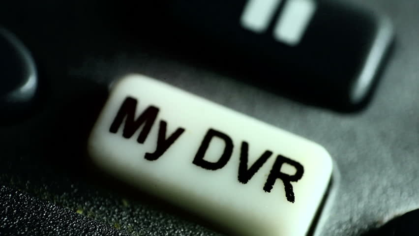 My DVR button press | Shutterstock HD Video #5198474