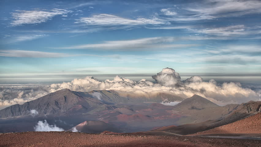 Stock video of 4k clouds drifting through mountain range 5238434 stock video of 4k clouds drifting through mountain range 5238434 shutterstock publicscrutiny Gallery