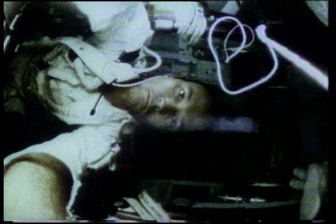 NASA aeronautics report on the 20th anniversary of the Apollo 11 moon landing.