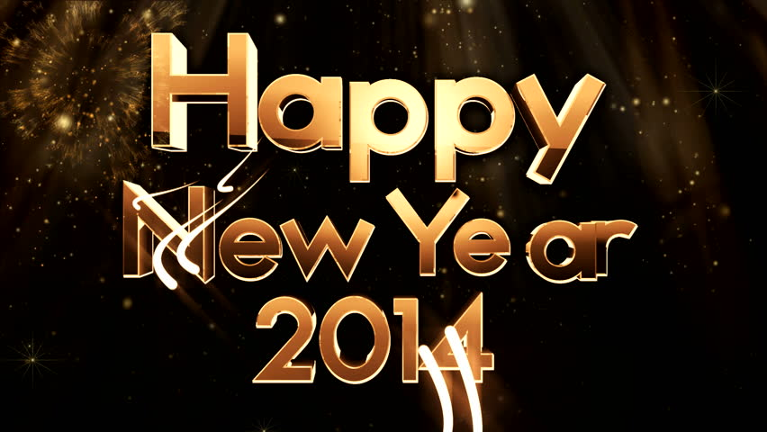 United Color Whell New year animation ( Special Series ) | Shutterstock HD Video #5286374