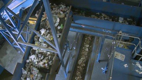 Functional trash conveyor system (7 of 10)