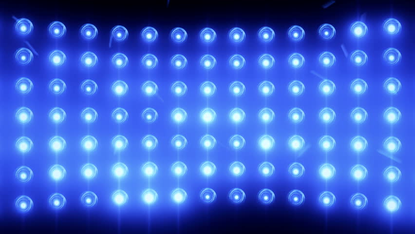 Bright flood lights background with particles and glow. Blue tint. Seamless loop. Ultra  sc 1 st  Shutterstock & Wall Of Lights Stock Footage Video | Shutterstock azcodes.com