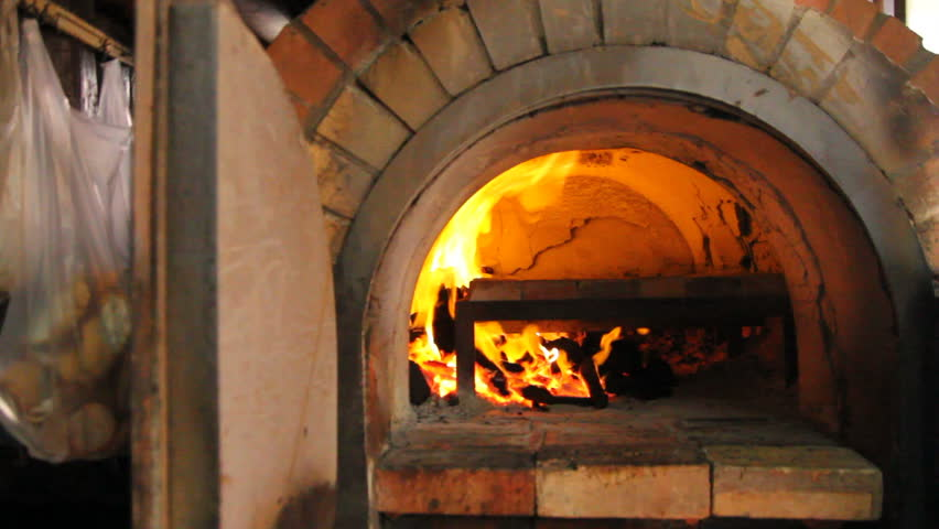 pizza fire wood oven
