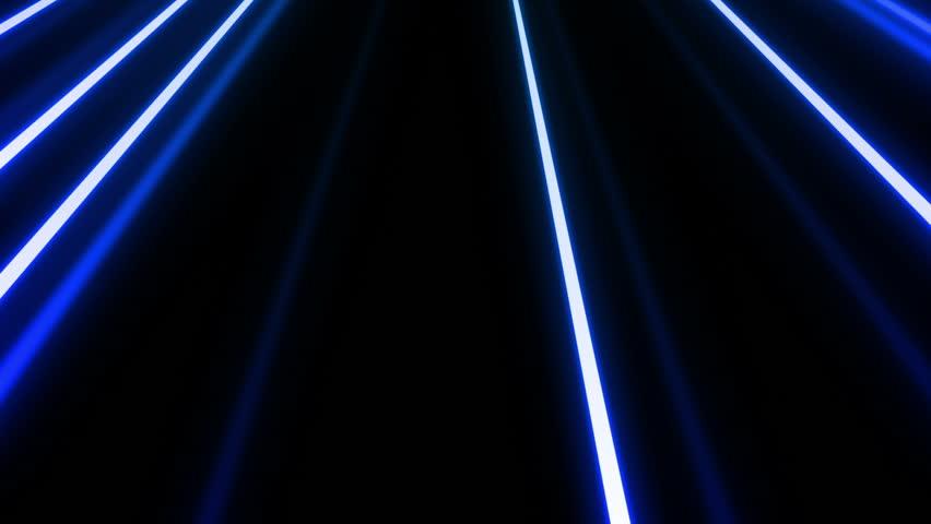 Neon light Tube. | Shutterstock HD Video #5437274