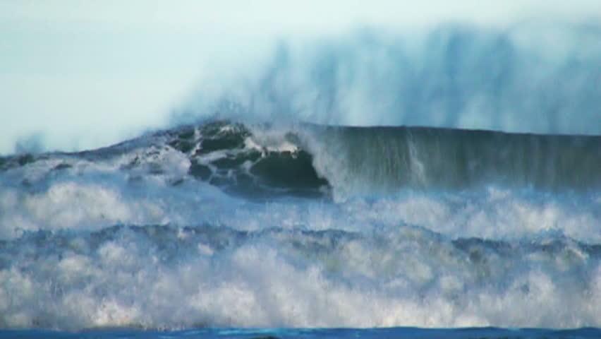 Ocean foam fizz | Shutterstock HD Video #5475854