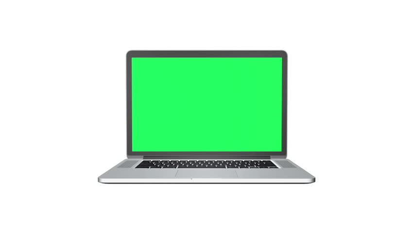 Notebook with track Green screen | Shutterstock Video #5499950