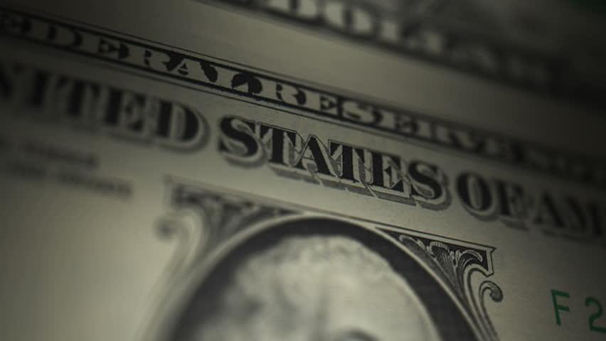 U.S. Currency $1 Bill