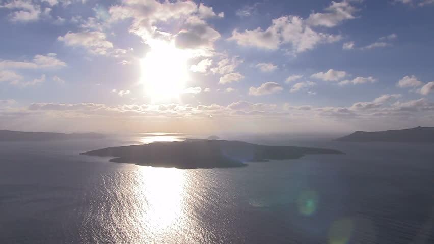 Firostefani, Santorini, Greece | Shutterstock HD Video #5551664