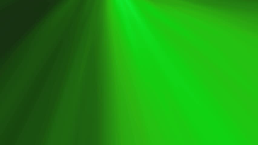 Green rays of light gently rotating create a soothing background. Other color treatments available. #5599874