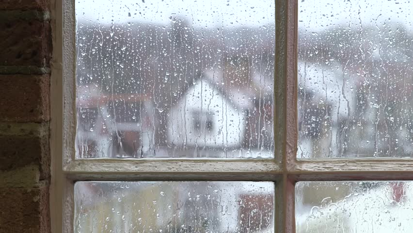 Image result for rain outside window