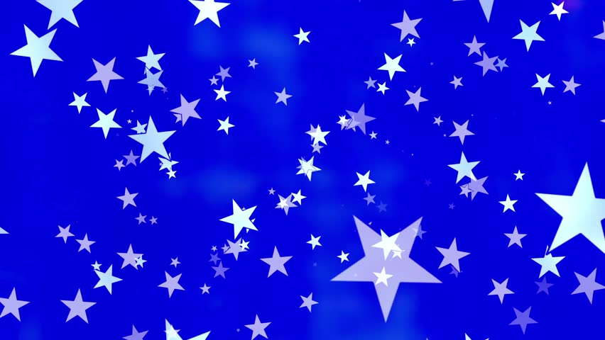Black And Blue Stars Backgrounds White Stars Con...