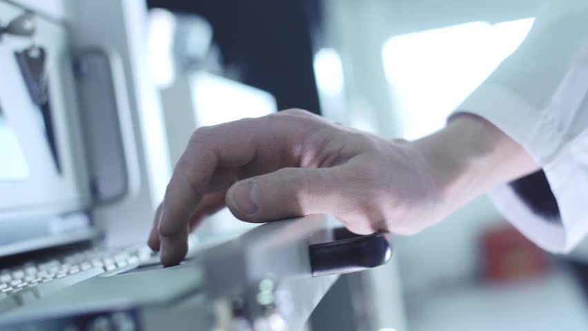 Scientific equipment  | Shutterstock HD Video #5781506