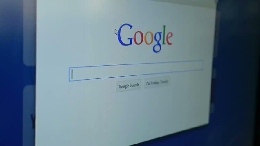 social media applications and Google Internet Search Website March 2014 Izmir- Turkey