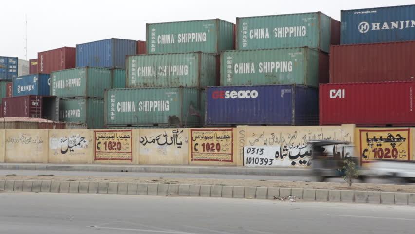 Karachi, Pakistan - July 28, Stock Footage Video (100% Royalty-free)  6009254 | Shutterstock