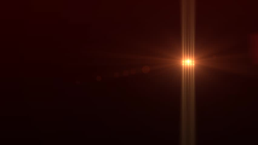 Red black and yellow lens flare background with a technological look | Shutterstock HD Video #6076934