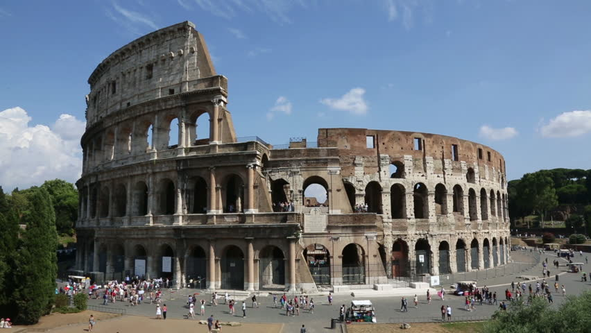 Stock video of colosseum rome italy timelapse of roman 6123374 stock video of colosseum rome italy timelapse of roman 6123374 shutterstock publicscrutiny Images